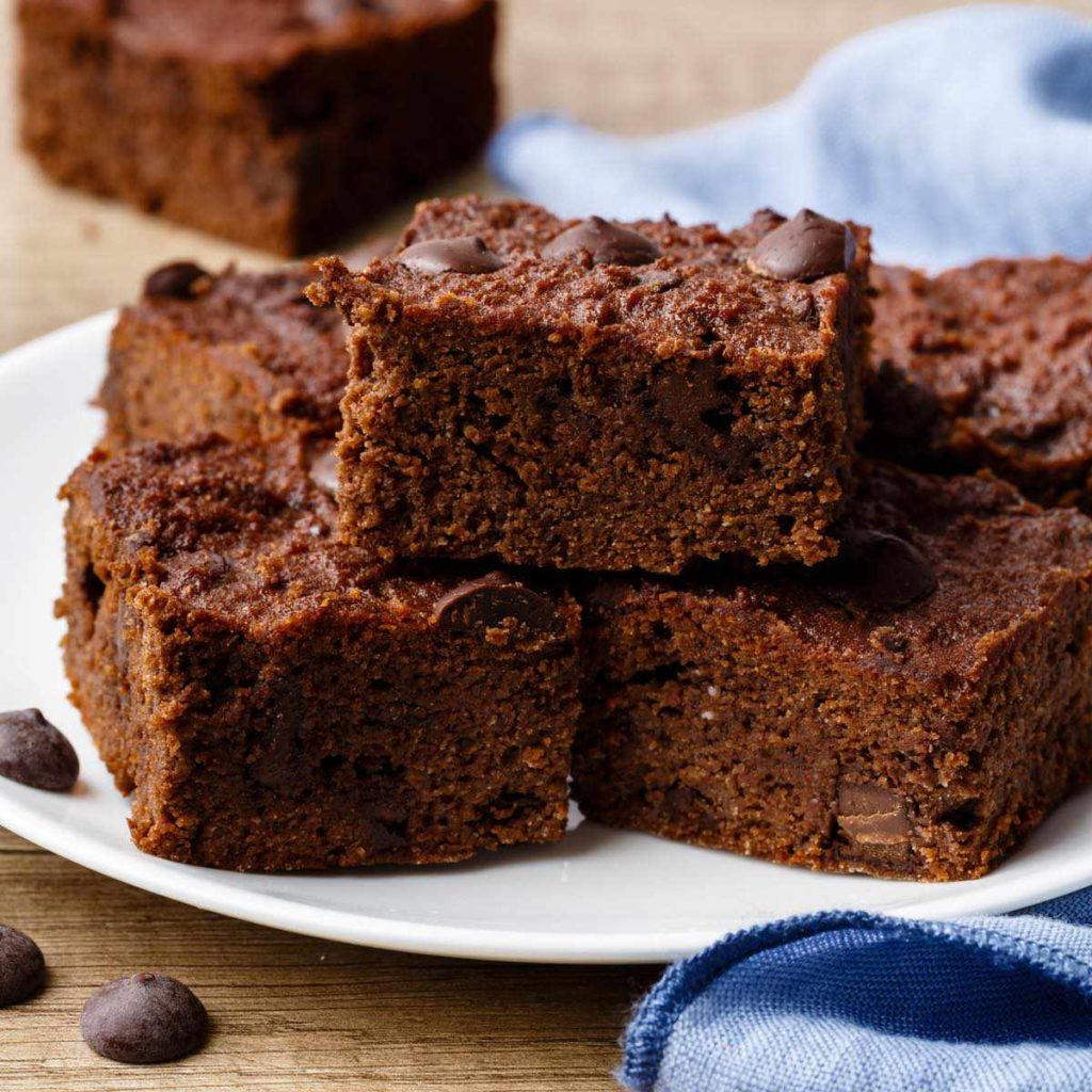 coconut flour brownie recipe