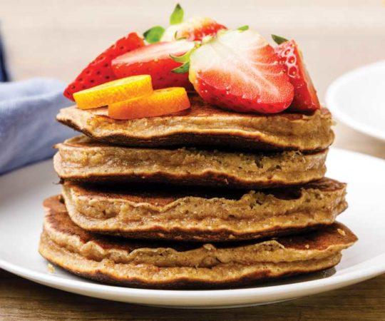 coconut flour pancake recipe