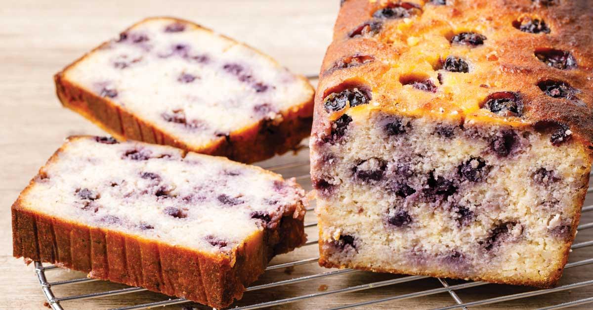 Easy Paleo Lemon Blueberry Bread Kid Tested Nana Approved Paleo Grubs