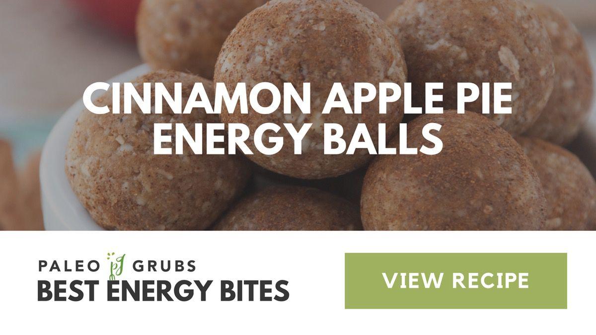 paleo energy bites