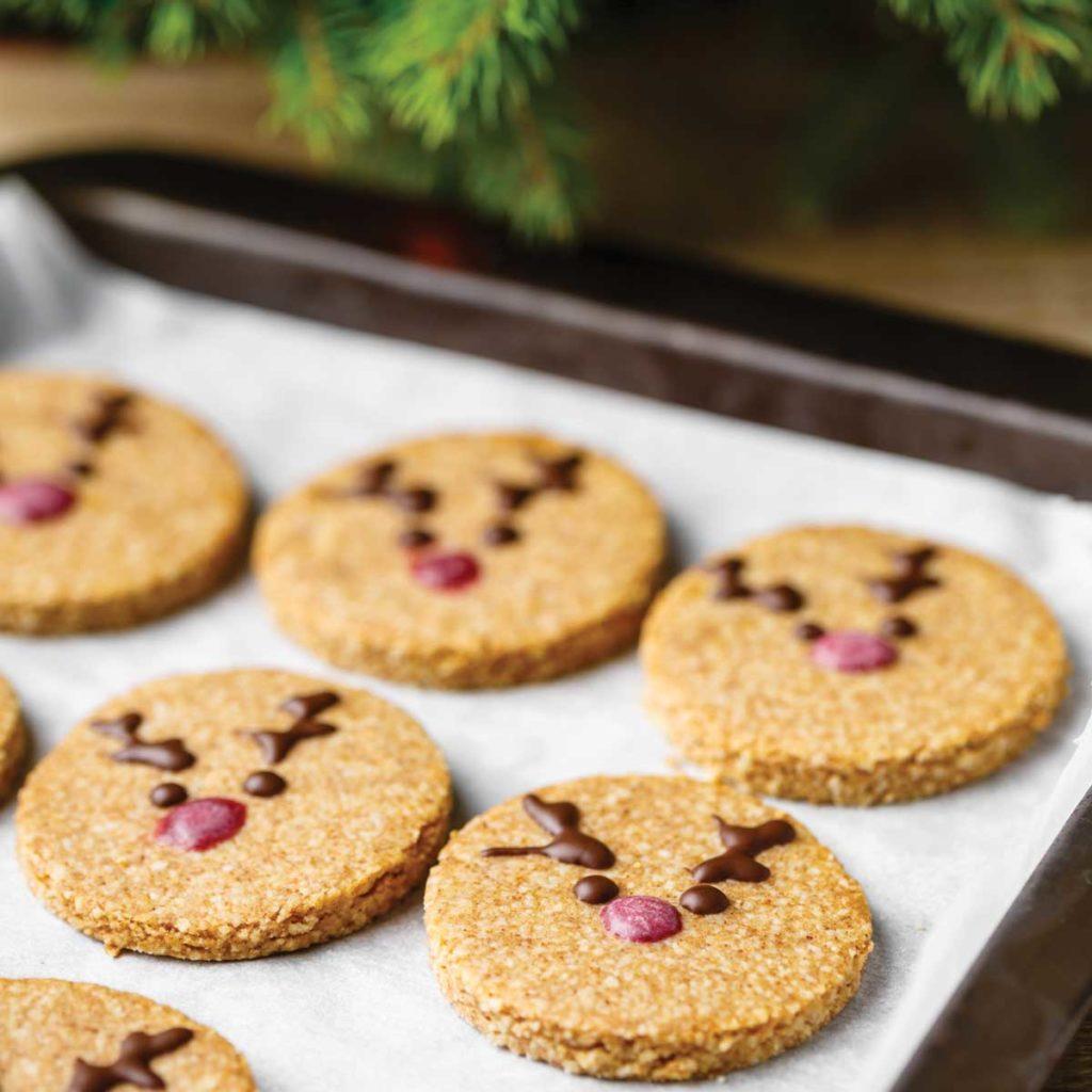 The Best Paleo Christmas Sugar Cookies Ever Yum