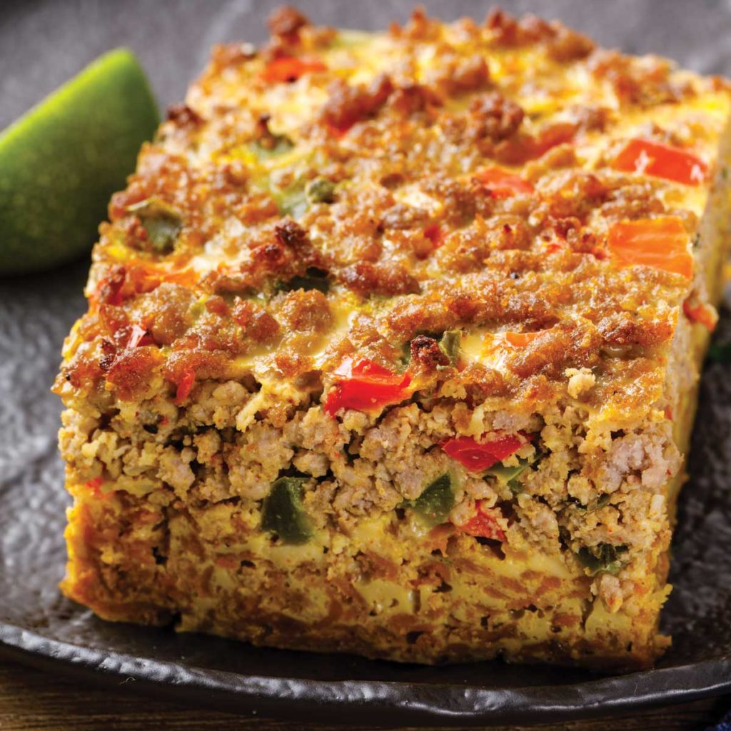mexican breakfast casserole recipe