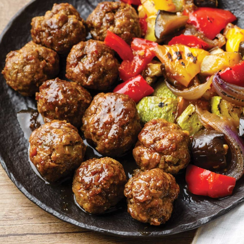 teriyaki meatball recipe