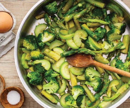 paleo veggie casserole