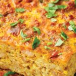 sausage and egg paleo breakfast casserole