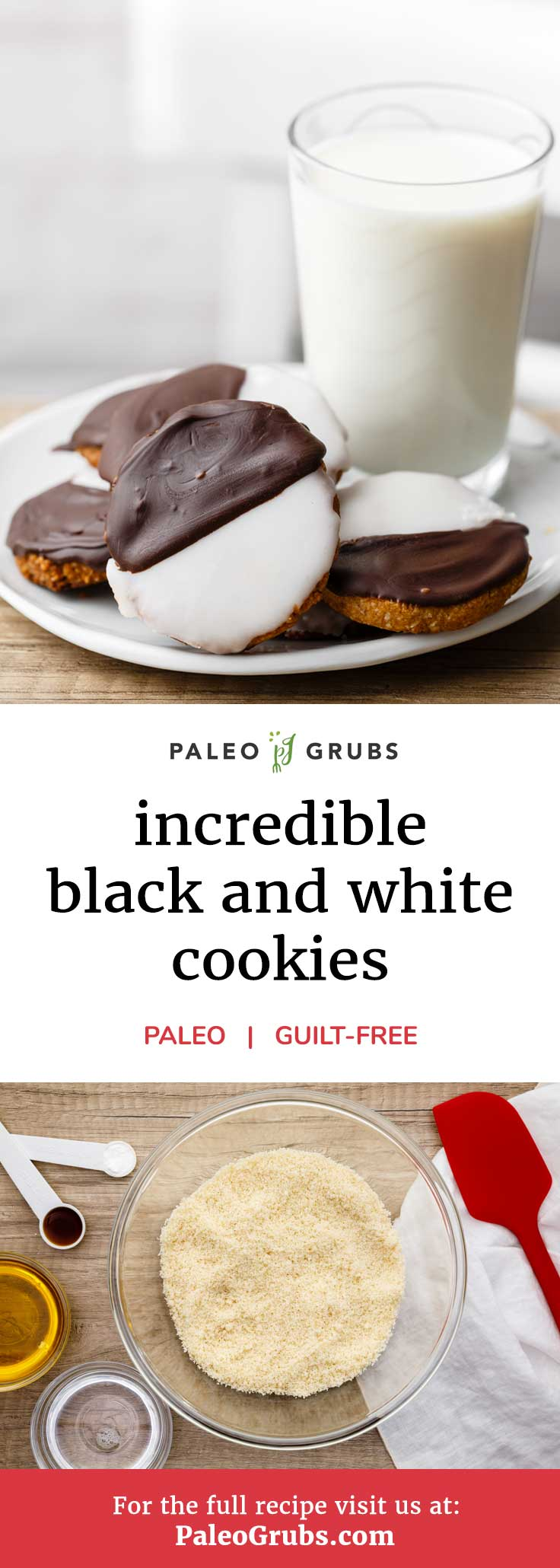 Are you craving something sweet? Imagine the delicious scent of home-baked cookies floating through the air. You may be shocked to discover that you can include cookies in a paleo lifestyle diet plan with just a few adjustments. The best part about this recipe is that most of the ingredients may already be in your pantry, so get baking.