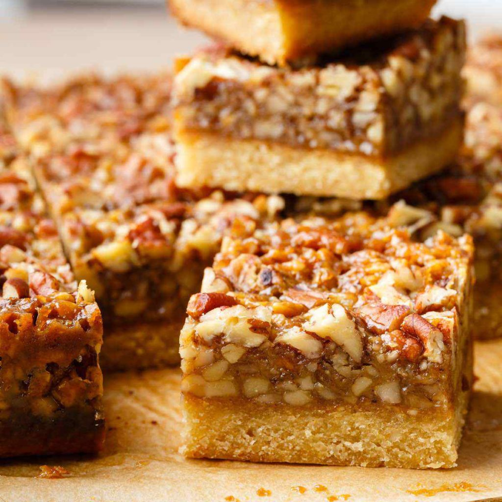 paleo pecan bar recipe
