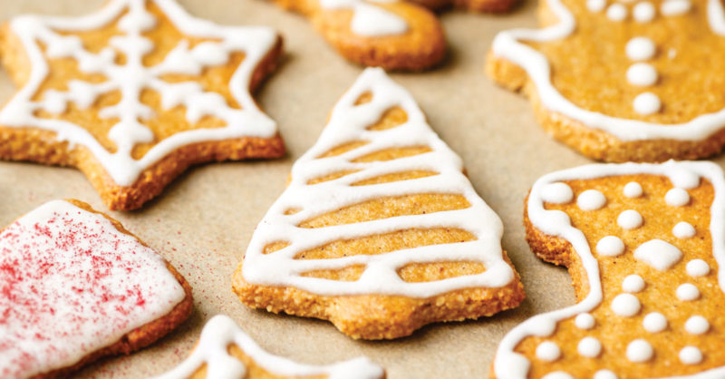 Nana S Paleo Christmas Gingerbread Cookies Must Try
