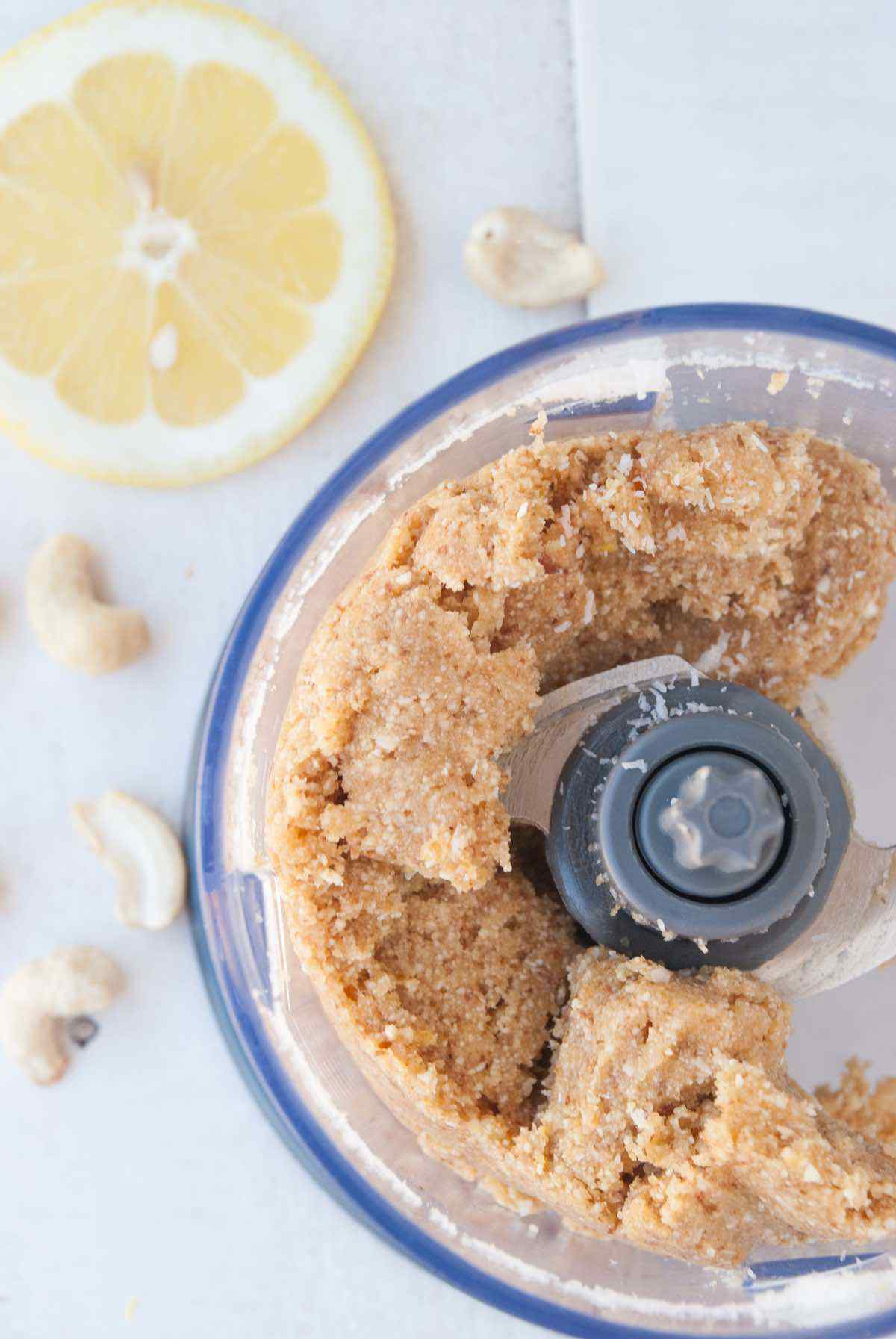 Lemon Pie Energy Balls