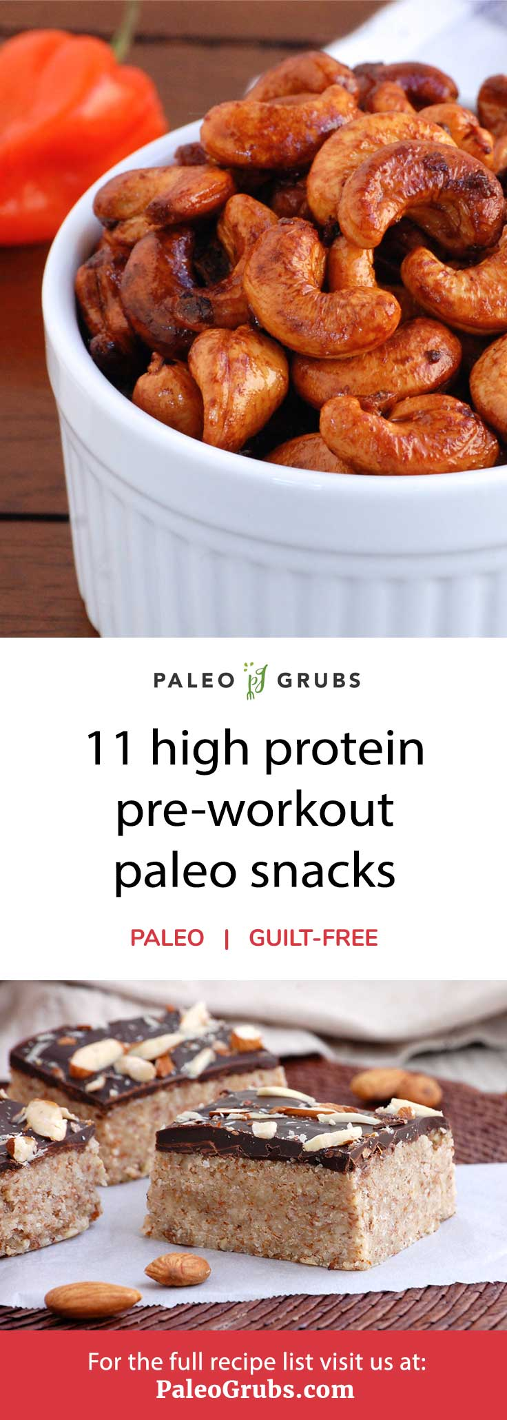 These are the best pre-workout snacks!