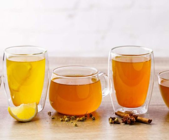 Turmeric Ginger Tea Recipes