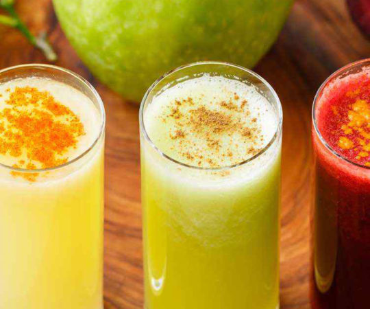 Apple Cider Vinegar Wellness Shots