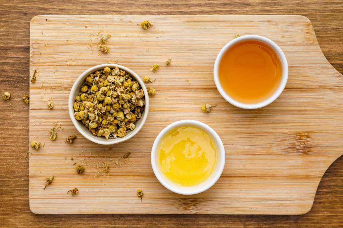 Chamomile Tea Ingredients