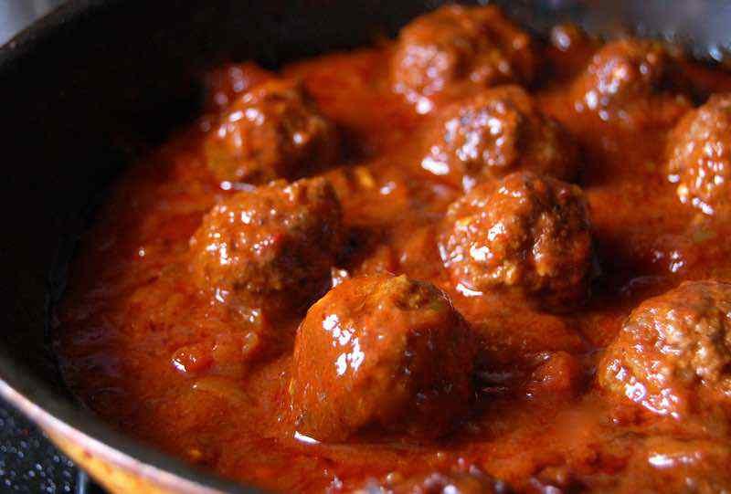 Chipotle Paleo Meatballs