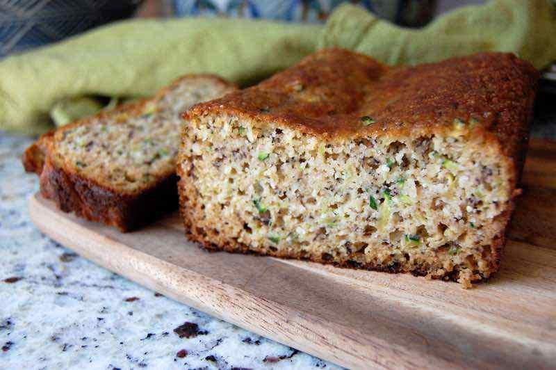Paleo Zucchini Bread Recipe
