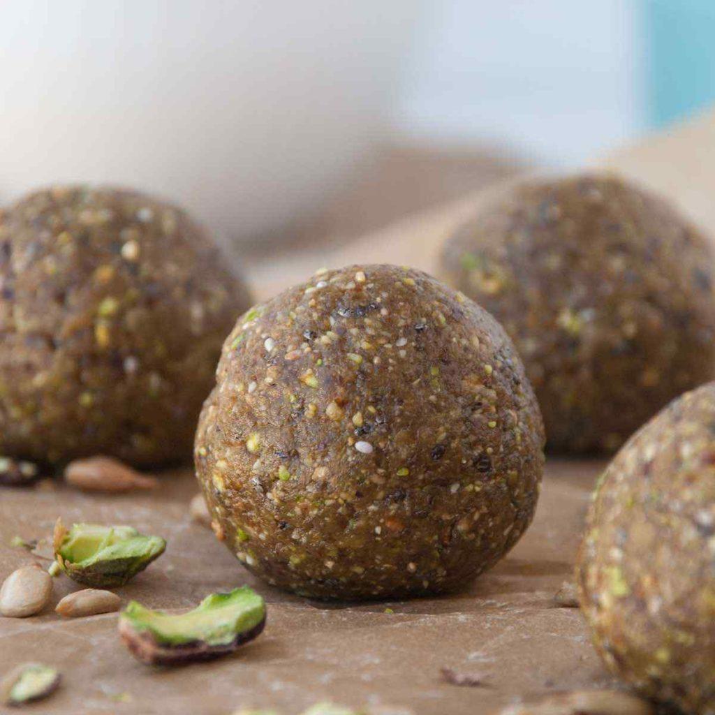 Super Seed Energy Balls