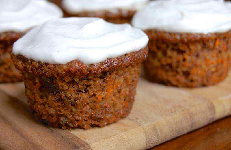Carrot Cake Paleo Recipe