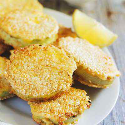 Crispy Fried Green Tomatoes