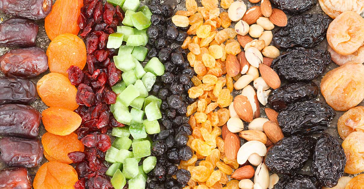 Is Dried Fruit Paleo?