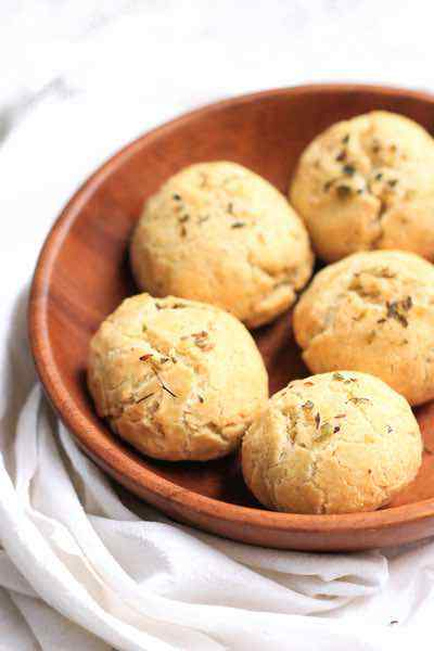 Paleo Bread Rolls