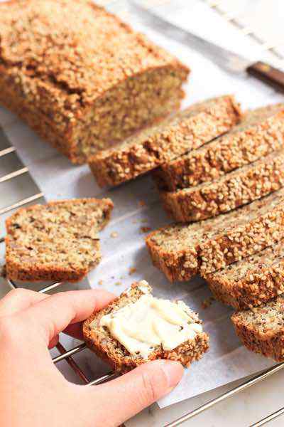 Paleo Multi-Seed Bread Recipe