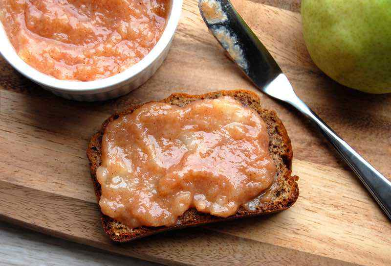 Paleo Pear Butter