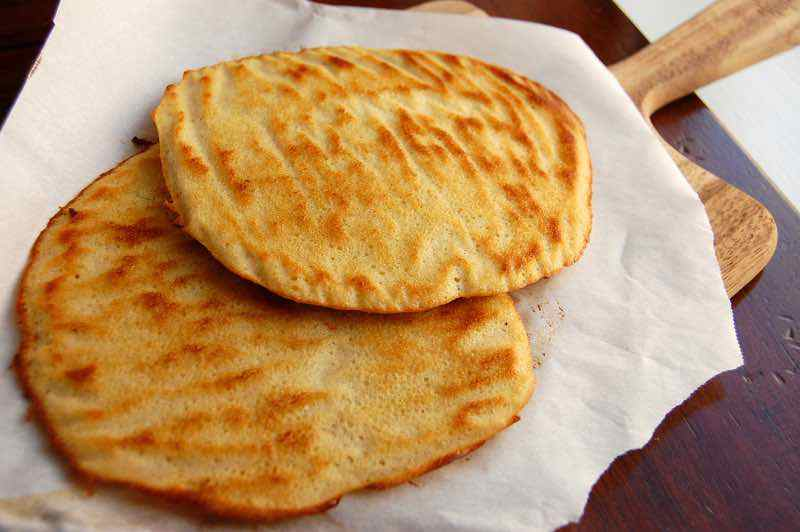 Paleo Pita Bread Recipe