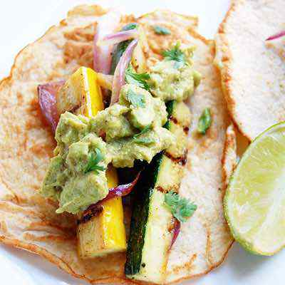 Paleo Vegetarian Taco Recipe