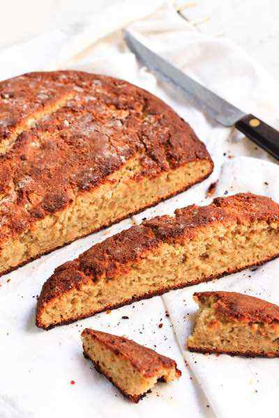 Rustic Paleo Country Loaf
