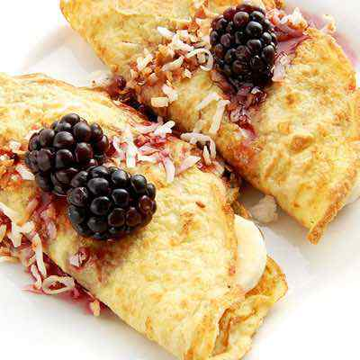 Perfect Paleo Crepes