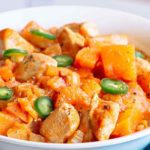 Paleo Chicken Pumpkin Chili