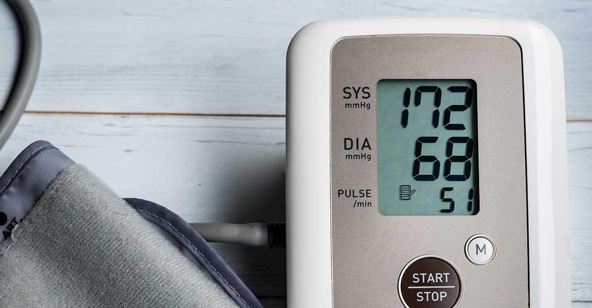 Paleo and High Blood Pressure