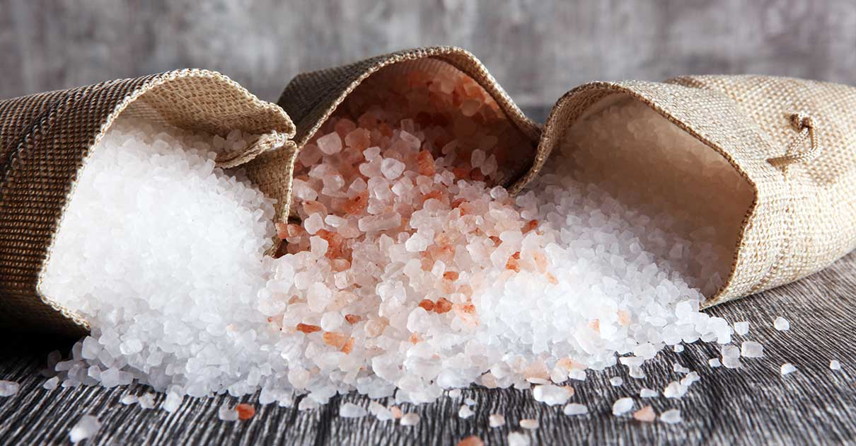 Sea Salt vs Kosher Salt