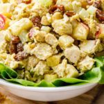 Paleo Curry Chicken Salad