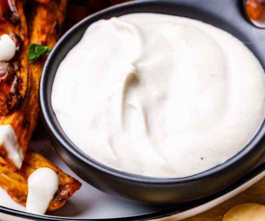 Paleo Vegan Mayonnaise