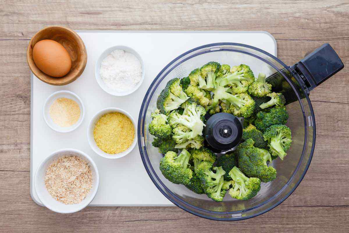 Paleo Roasted Broccoli Tots with Cheese Dipping Sauce