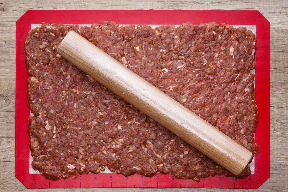Paleo Ground Beef Jerky
