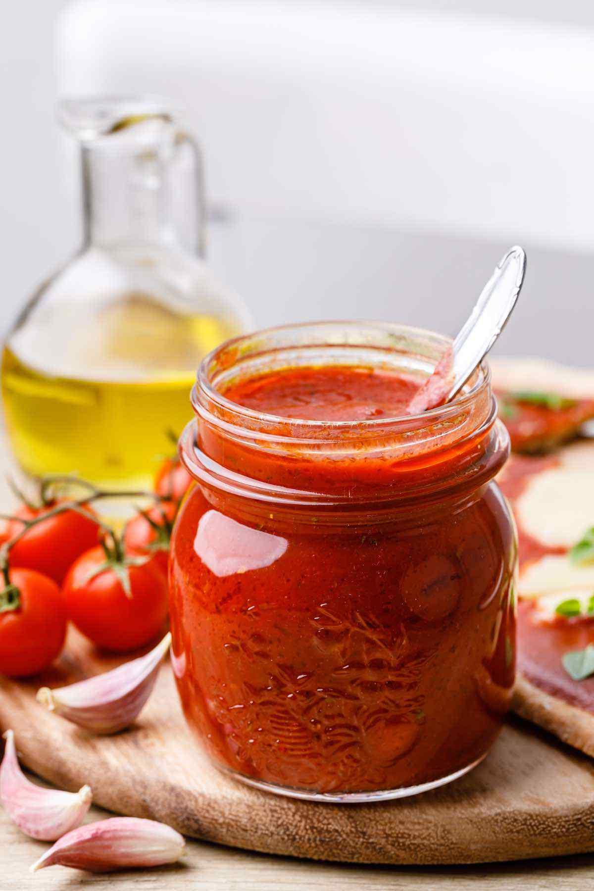 Paleo Pizza Sauce
