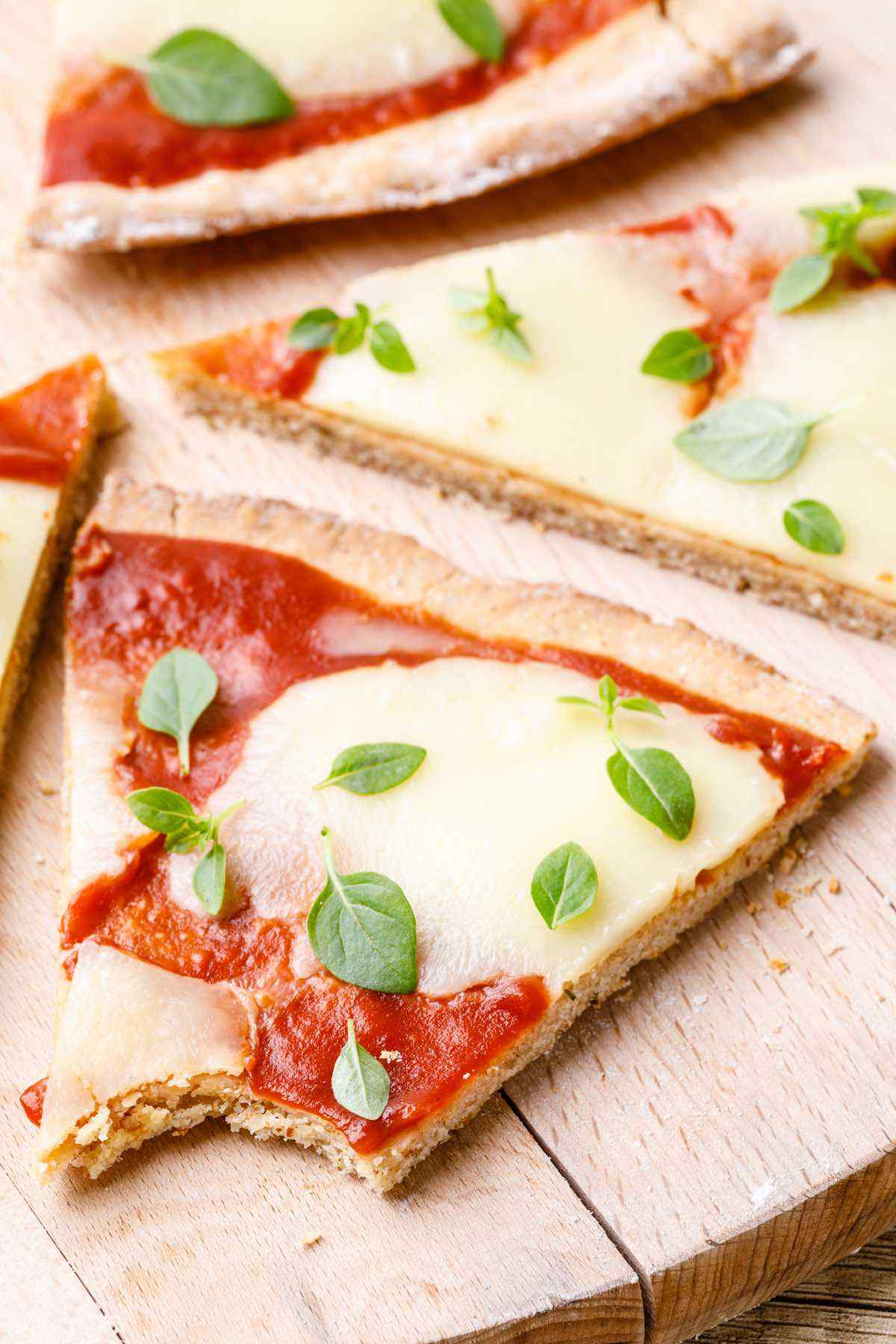 Easy Paleo Pizza Crust