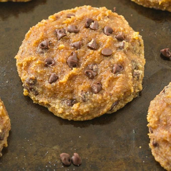 3-Ingredient Paleo Breakfast Cookies (vegan, Gluten Free)