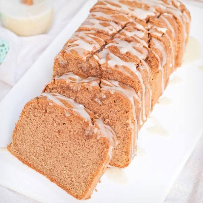 Home.fit Cinnamon-Roll-Bread 61 Easy Paleo Bread Recipes