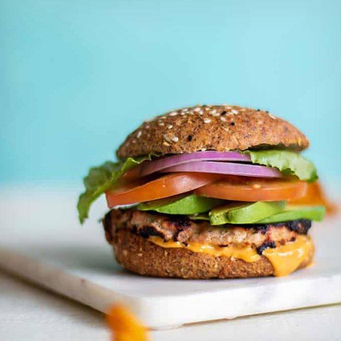 Home.fit Gluten-Free-Hamburger-Buns 61 Easy Paleo Bread Recipes