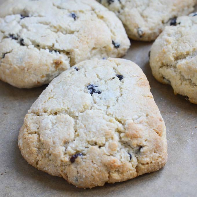 Gluten-free Irish Scones
