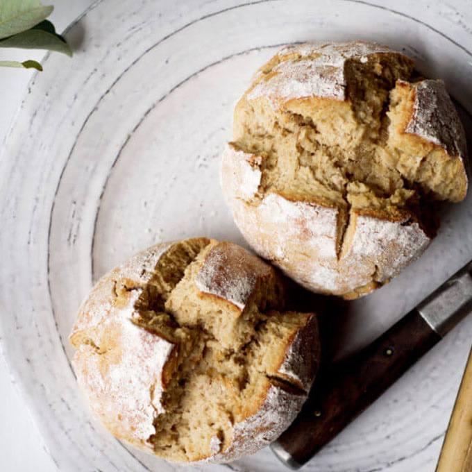 Home.fit Grain-Free-Paleo-Bread-Rolls 61 Easy Paleo Bread Recipes