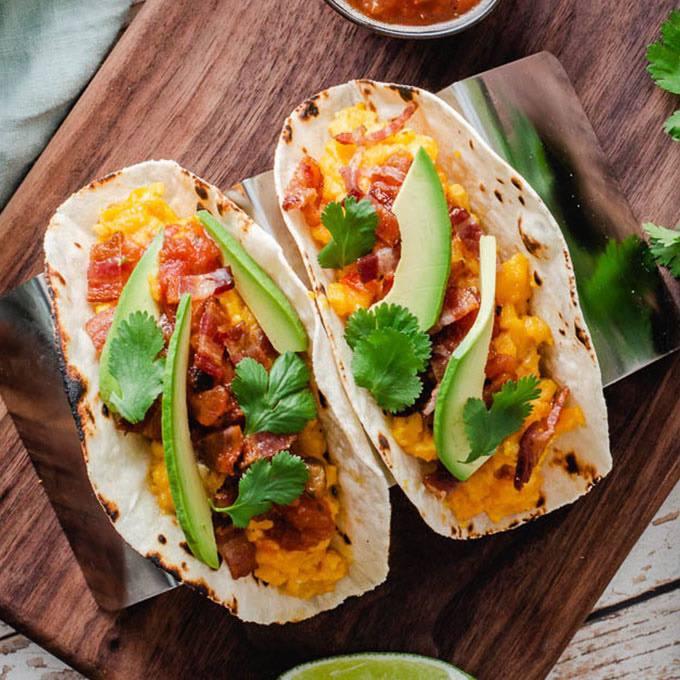 Paleo Breakfast Tacos