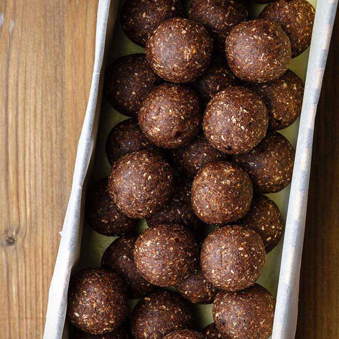 Almond Joy Energy Balls