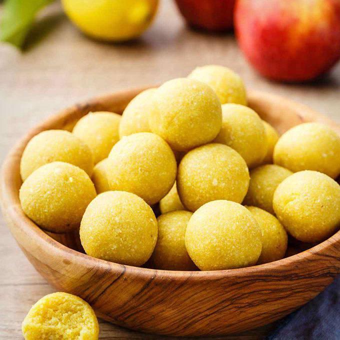 Anti-Inflammatory Apple Cider Vinegar Energy Balls