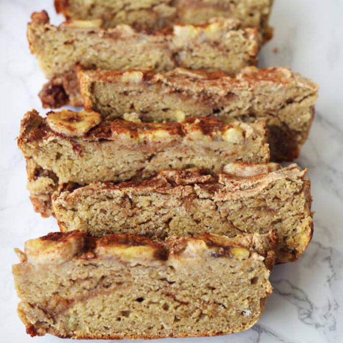 Home.fit Easy-Plantain-Banana-Bread 29 Easy Paleo Banana Bread Recipes (Try these!)