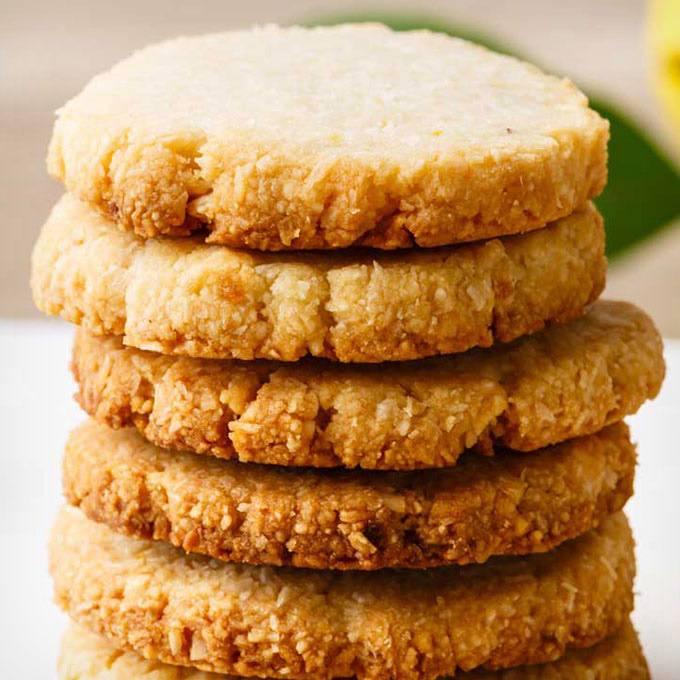 Mind-Blowing Lemon Cookies