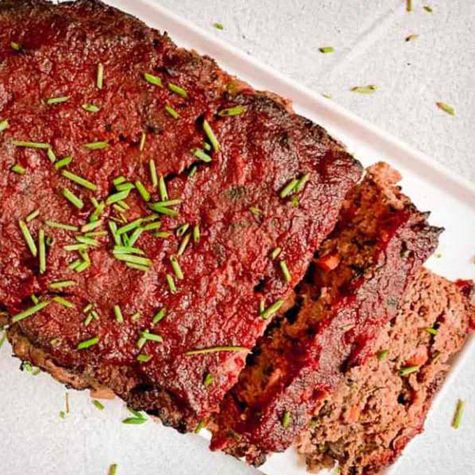 Superfood Meatloaf